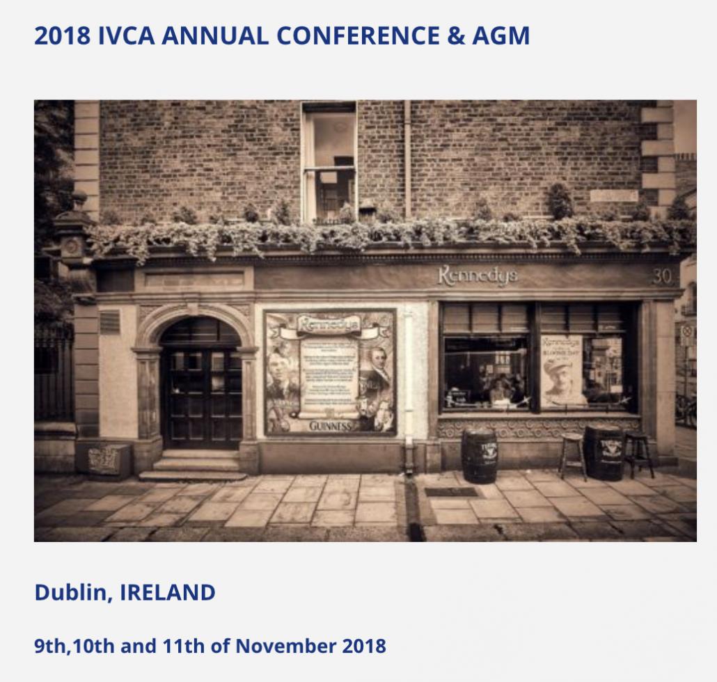 IVCA Jahreskonferenz