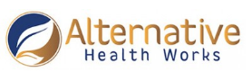 Logo Alternative Health works